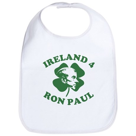Ireland 4 Ron Paul Bib