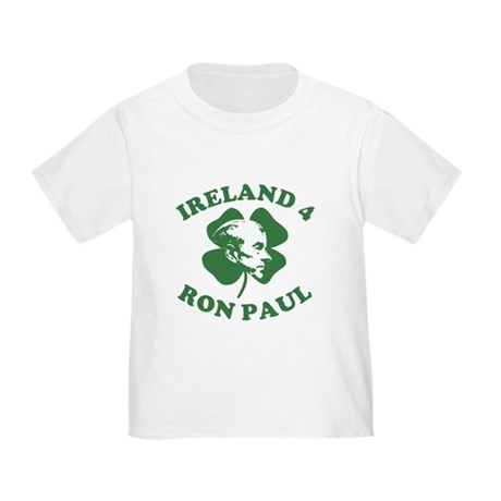 Ireland 4 Ron Paul Toddler T-Shirt