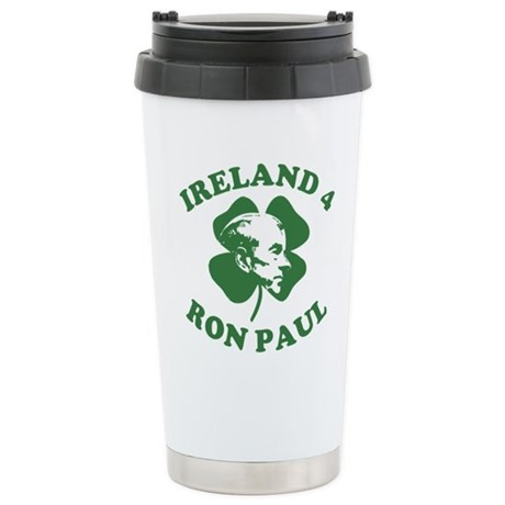 Ireland 4 Ron Paul Ceramic Travel Mug