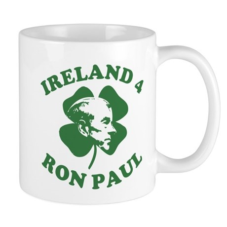Ireland 4 Ron Paul Mug