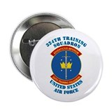 "324th Training Squadron with Text 2.25"" Button (10"