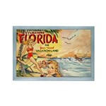 Vintage Florida Fridge Magnet