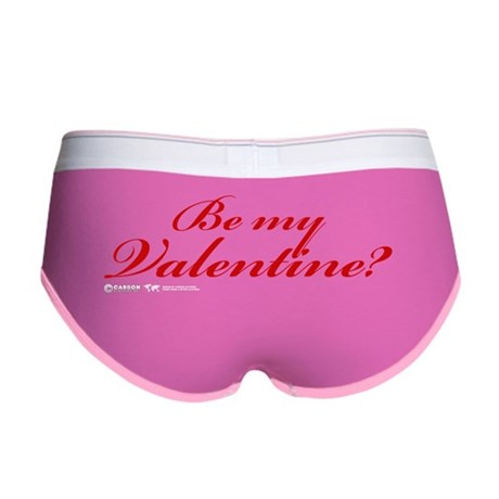 Be My Valentine? Women's Boy Brief