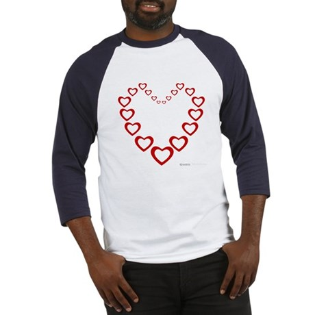 Heart Of Hearts Baseball Jersey