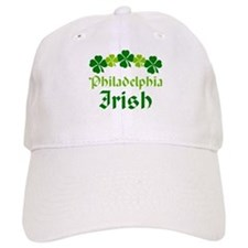 Philadelphia Irish Baseball Cap