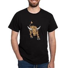 Horned Bull T-Shirt