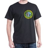 Honorary Wild Geese Black T-Shirt