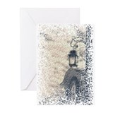 Cute Lantern creative Greeting Cards (Pk of 10)