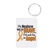 Nephew Leukemia Shirts and Apparel Keychains