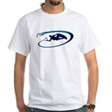 Wakeboard Mens White T-shirts