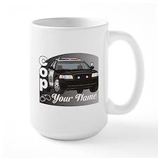 Custom Personalized Cop Mug