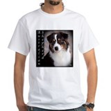 Cute Australian shepherd art Shirt