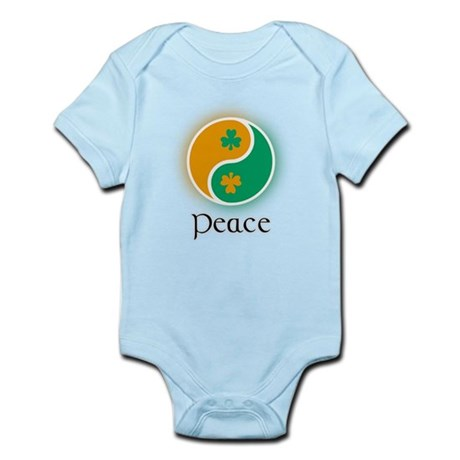Irish Peace Infant Bodysuit