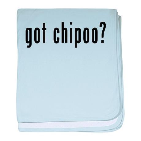 GOT CHIPOO baby blanket