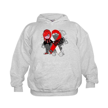 Squamous Cell Carcinoma Sucks Kids Hoodie