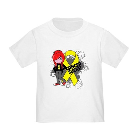 Sarcoma SUCKS Toddler T-Shirt