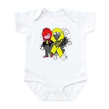 Sarcoma SUCKS Infant Bodysuit