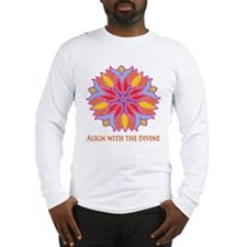 Align with the Divine Long Sleeve T-Shirt