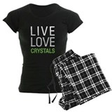 Live Love Crystals Pajamas