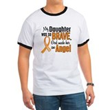 Daughter Leukemia Shirts and Apparel T