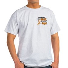 Daddy Leukemia Shirts and Apparel T-Shirt