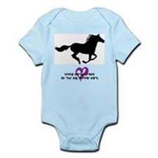 Going Horse Crazy Infant Bodysuit