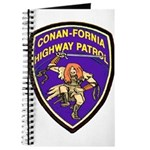 Conan-Fornia Highway Patrol Journal