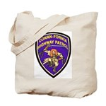 Conan-Fornia Highway Patrol Tote Bag