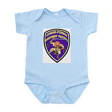 Conan-Fornia Highway Patrol Infant Bodysuit