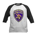 Conan-Fornia Highway Patrol Kids Baseball Jersey