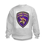 Conan-Fornia Highway Patrol Kids Sweatshirt