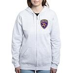 Conan-Fornia Highway Patrol Women's Zip Hoodie