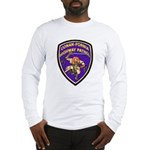 Conan-Fornia Highway Patrol Long Sleeve T-Shirt