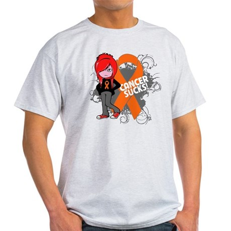 Kidney CANCER SUCKS Light T-Shirt