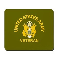 Army Veteran Mousepad