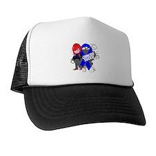 Colon CANCER SUCKS Trucker Hat