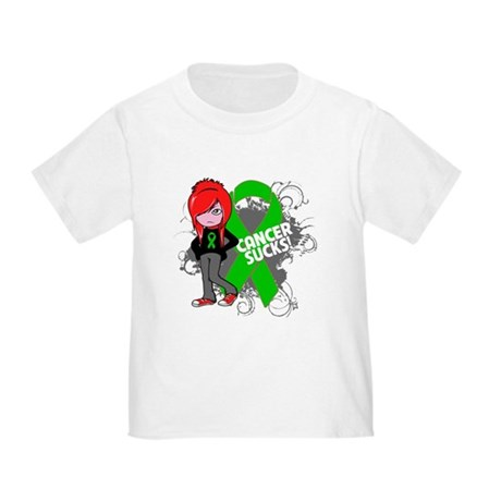 Bile Duct CANCER SUCKS Toddler T-Shirt