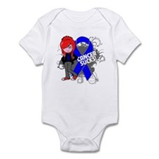 Anal CANCER SUCKS Infant Bodysuit