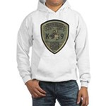 RI State Police K9 Hooded Sweatshirt