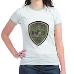 RI State Police K9 Jr. Ringer T-Shirt
