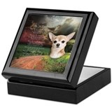 """Why God Made Dogs"" Chihuahua Keepsake Box"