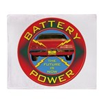 Battery Power Throw Blanket