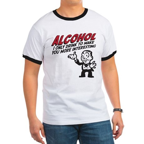 Alcohol Ringer T