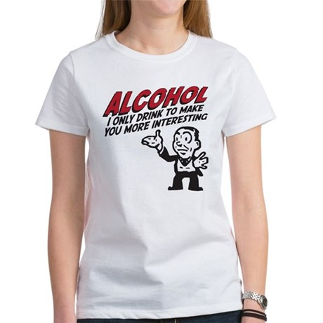Alcohol Women's T-Shirt