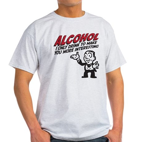 Alcohol Light T-Shirt