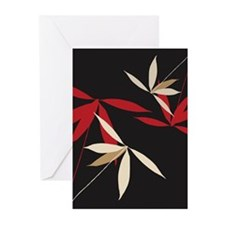 Trendy Floral Decor Greeting Cards (Pk of 20)