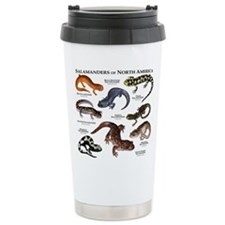 Salamanders of North America Ceramic Travel Mug