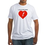 Baby Boomer Fitted T-Shirt