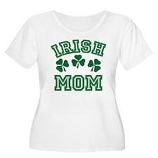 Irish Mom St Paddy's Clover T-Shirt