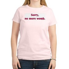 No More Womb T-Shirt